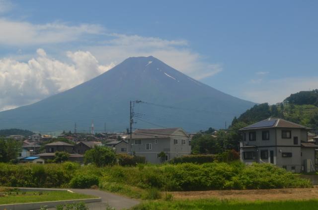 Mt.Fuji ...