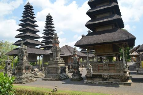 Mengwi Temple ... One among the outstanding Temples of Bali ...