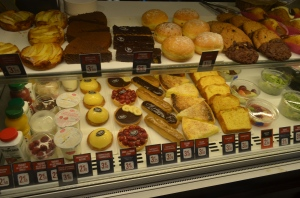 Pastries galore ... Calorie-free I am sure ;-)